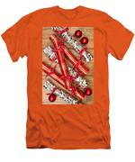 Christmas Crackers Men's T-Shirt (Athletic Fit)