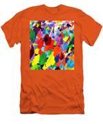 Cornucopia Of Colour I Men's T-Shirt (Athletic Fit)