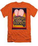 Cotton Candy Men's T-Shirt (Athletic Fit)