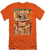 Furniture - Chair - The Tea Party Men's T-Shirt (Athletic Fit)