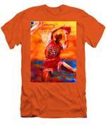 His Airness Men's T-Shirt (Athletic Fit)
