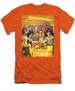 Thanksgiving Men's T-Shirt (Athletic Fit)