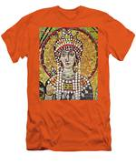 Theodora (c508-548) Men's T-Shirt (Athletic Fit)