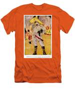 Mexico: Political Cartoon Men's T-Shirt (Athletic Fit)