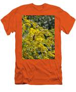 A Flower That Bees Prefer Men's T-Shirt (Athletic Fit)