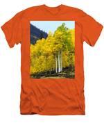 Aspen Fall Men's T-Shirt (Athletic Fit)