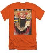 Balinese Barong Men's T-Shirt (Athletic Fit)