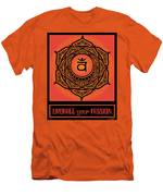 Celtic Tribal Sacral Chakra Men's T-Shirt (Athletic Fit)
