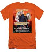 Hollywood P.d. Undercover Men's T-Shirt (Athletic Fit)