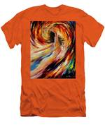 In The Vortex Of Passion Men's T-Shirt (Athletic Fit)