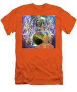 Solar Plexus Spirit Men's T-Shirt (Athletic Fit)