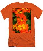 Volcanic Display Men's T-Shirt (Athletic Fit)