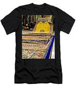 Gorgeous  Berber Rugs In Tangiers-morocco Men's T-Shirt (Athletic Fit)