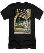 Nightlife Around Charlotte Men's T-Shirt (Athletic Fit)