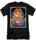 Saraswati 3 Men's T-Shirt (Athletic Fit)