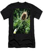 Thistle Plant Men's T-Shirt (Athletic Fit)