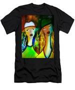 Au Pluriel Men's T-Shirt (Athletic Fit)
