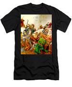 Battle Of Grunwald Men's T-Shirt (Athletic Fit)