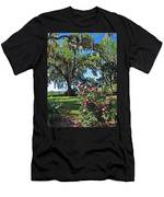 Bok Tower Gardens Men's T-Shirt (Athletic Fit)