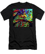 Detail From   To Make Visible The Invisible  II Men's T-Shirt (Athletic Fit)
