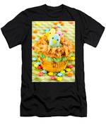 Easter Cupcakes  Men's T-Shirt (Athletic Fit)