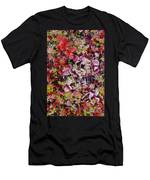 Frost On Autumn Tundra Men's T-Shirt (Athletic Fit)