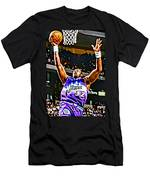 Karl Malone Men's T-Shirt (Athletic Fit)