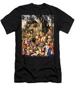 Matyrdom Of The Ten Thousand Men's T-Shirt (Athletic Fit)