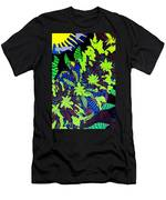 Summer Bloom Men's T-Shirt (Athletic Fit)