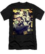 154 Bullets In 5 Minutes Men's T-Shirt (Athletic Fit)