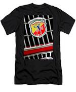 1967 Fiat Abarth 1000 Otr Emblem Men's T-Shirt (Athletic Fit)