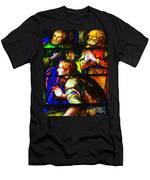 3 Men Men's T-Shirt (Athletic Fit)