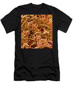 Blood Clot Sem, 3 Of 3 Men's T-Shirt (Athletic Fit)