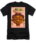 Congalese Face 2 Men's T-Shirt (Athletic Fit)