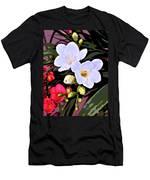 Freesias 1 Men's T-Shirt (Athletic Fit)