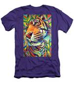 Le Tigre Men's T-Shirt (Athletic Fit)