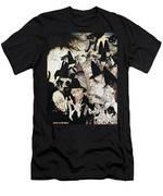 Mother Goose, 1913 Men's T-Shirt (Athletic Fit)