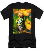 Cairns Birdwing Butterfly Men's T-Shirt (Athletic Fit)