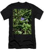 A Violet Men's T-Shirt (Athletic Fit)