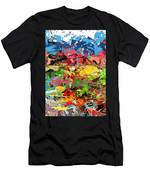 Abstract 022315 Men's T-Shirt (Athletic Fit)