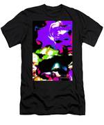 Abstract 104 Men's T-Shirt (Athletic Fit)
