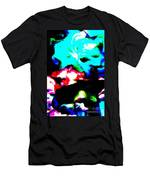 Abstract 105 Men's T-Shirt (Athletic Fit)