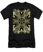 Abstract 146 Men's T-Shirt (Athletic Fit)