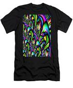 Abstract 155 Men's T-Shirt (Athletic Fit)