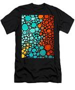 Mosaic Art - Abstract 3 - By Sharon Cummings Men's T-Shirt (Athletic Fit)