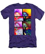 Abstract Fusion 214 Men's T-Shirt (Athletic Fit)