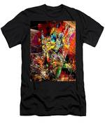Abstraction 0526 Marucii Men's T-Shirt (Athletic Fit)