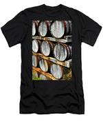 Aged Wine Men's T-Shirt (Athletic Fit)