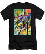 Self-renewal 15aa Men's T-Shirt (Athletic Fit)