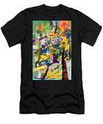 Self-renewal 15ac Men's T-Shirt (Athletic Fit)
